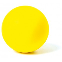 BALLON VOLLEY-BALL MOUSSE JAUNE