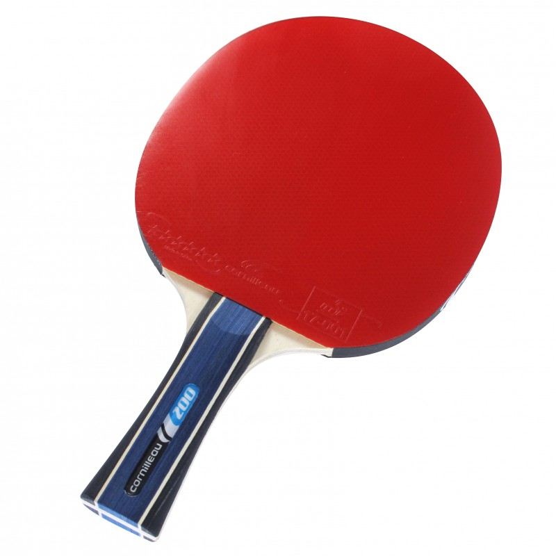 Raquette tennis de table sport 200 cornilleau sporenco - Raquette de tennis de table cornilleau ...