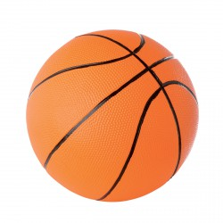 BALLON BASKET-BALL MOUSSE 200 MM