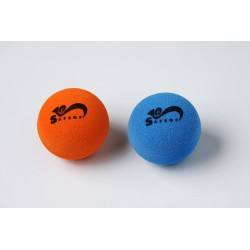 LOT DE 2 BALLES MOUSSE 9''