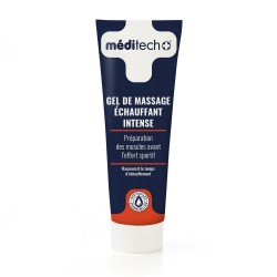 GEL DE MASSAGE CHAUFFANT INTENSE