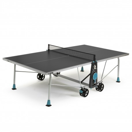 TABLE DE PING PONG CORNILLEAU 200 X CROSSOVER GRISE