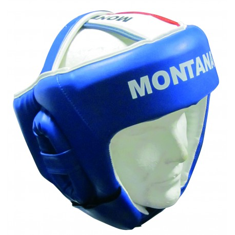 CASQUE DE PROTECTION BOXE INITIATION MONTANA