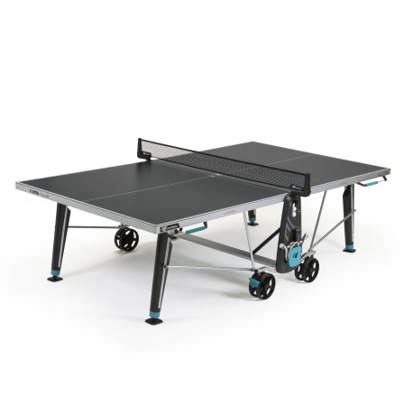 TABLE DE PING PONG CORNILLEAU 400 X CROSSOVER GRISE