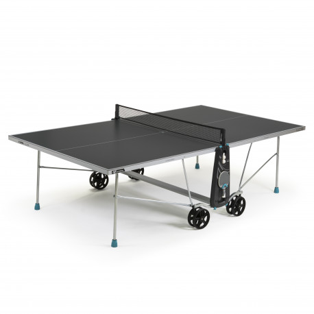 TABLE DE PING PONG CORNILLEAU 100 X CROSSOVER GRISE