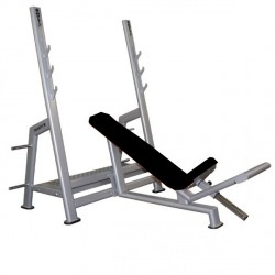 BANC MUSCULATION DEVELOPPÉ INCLINÉ