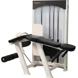 APPAREIL MUSCULATION BANC A ISCHIOS COUCHE