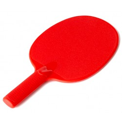 RAQUETTE PING PONG INITIATION MONOBLOC INCASSABLE