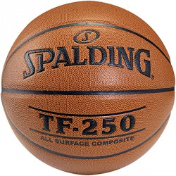 BALLON BASKET-BALL TF 250 SPALDING