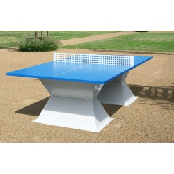VUE REMPLISSAGE PIETEMENT TABLE PING PONG OUTDOOR DIABOLO RESITECH HD 35