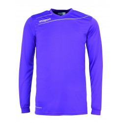 MAILLOT FOOTBALL HOMME STREAM 3.0 VIOLET