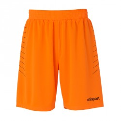 SHORT GARDIEN FOOTBALL ORANGE