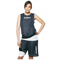 COLORAMA MAILLOT ET SHORT BASKET-BALL MIXTE REVERSIBLE