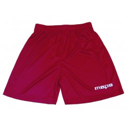 SHORT HOMME MULTISPORT BASE BORDEAUX