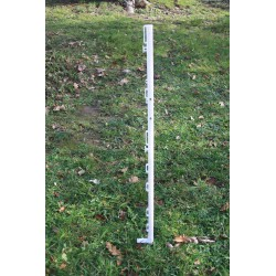 LOT DE 50 JALONS CROSS COUNTRY 1,05 M