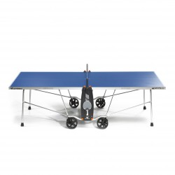 TABLE DE PING PONG SPORT 100 CROSSOVER CORNILLEAU BLEUE