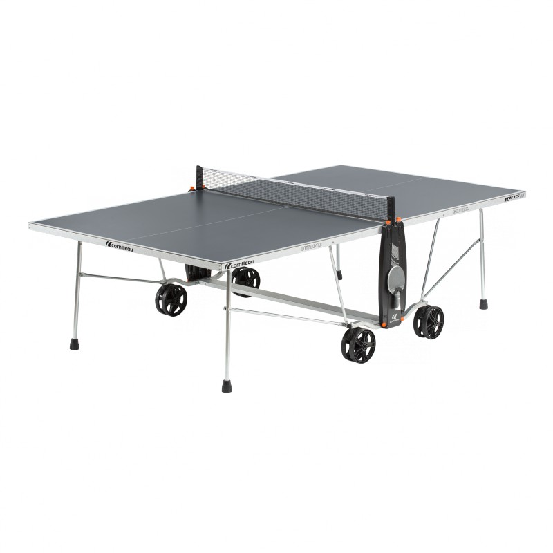 Tables ping pong loisir 100 s crossover cornilleau - Table de ping pong go sport ...