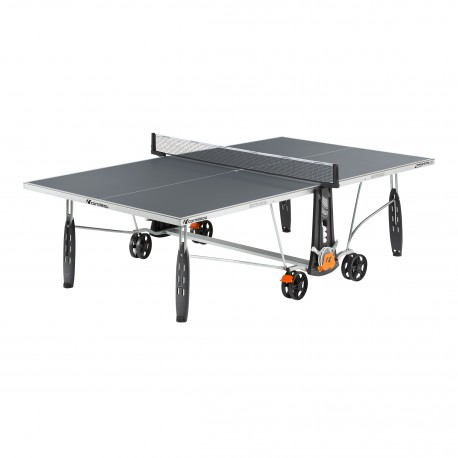 TABLE DE PING PONG SPORT 250 S CROSSOVER CORNILLEAU GRISE