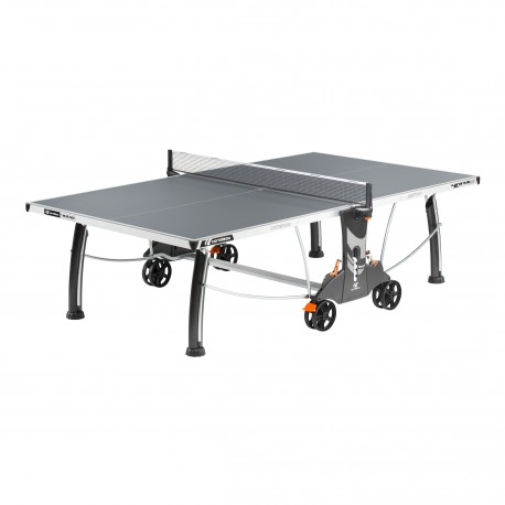 TABLE DE PING PONG SPORT 400M CROSSOVER CORNILLEAU GRISE