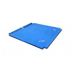 SOL PROTECTEUR MODULABLE GYM 1M X 1M 4 DALLES