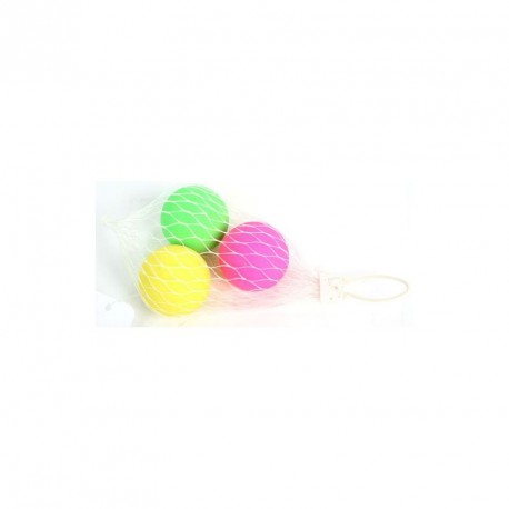 LOT DE 3 BALLES BEACH BALL