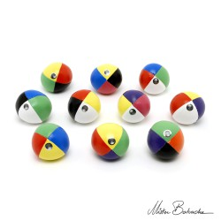 SET DE 50 BALLES A GRAINS ECOLE