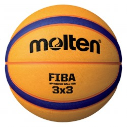 BALLON DE BASKET-BALL 3x3 COMPETITION MOLTEN