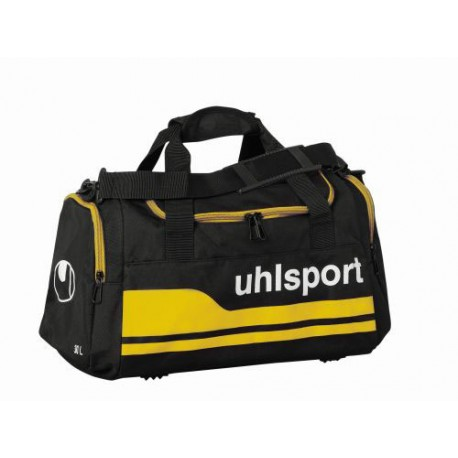 SAC FOOTBALL UHLSPORT BASIC LINE 2.0 50L NOIR / JAUNE