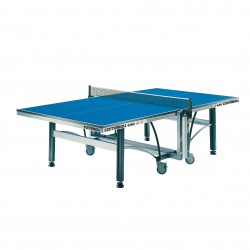 TABLE PING PONG COMPETITION CORNILLEAU 640 ITTF LIVREE MONTEE