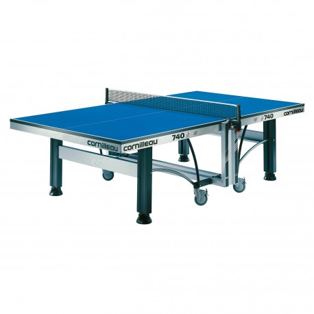 TABLE PING PONG COMPETITION 740 ITTF CORNILLEAU BLEUE