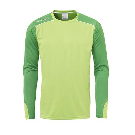 MAILLOT GARDIEN FOOTBALL UHLSPORT TOWER ML VERT