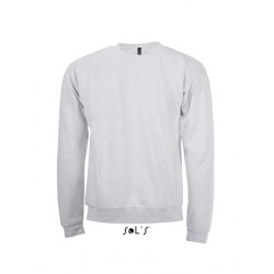 SWEAT-SHIRT MIXTE MOLLETON 260 BLANC