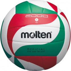 BALLON DE VOLLEY V5M2000L MOLTEN