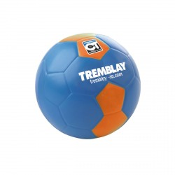 BALLON DE HANDBALL INITIATION MOUSSE & PVC