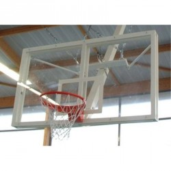 PANNEAU BASKET COMPETITION TRANSPARENT