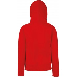 VESTE ZIPPEE CAPUCHE HOMME FRUIT OF THE LOOM