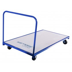 CHARIOT POUR TAPIS