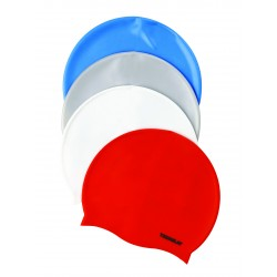 LOT DE 10 BONNETS NATATION SILICONE