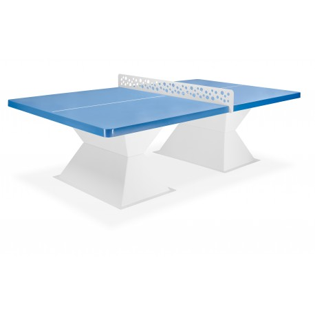 FILET LAQUE TABLE PING-PONG COLLECTIVITÉS DIABOLO RESITECH HD 60