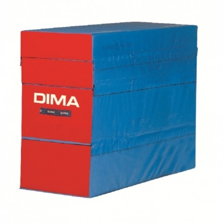 PLINTH MOUSSE MODULABLE 4 ETAGES DIMASPORT