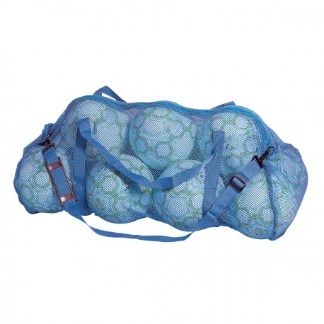 SAC EQUIPEMENT MAILLE AJOUREE OUVERTURE HORIZONTALE
