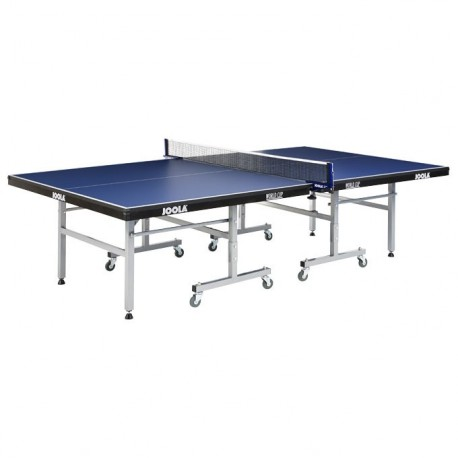 TABLE DE PING PONG INTERIEUR WORLD CUP JOOLA BLEUE
