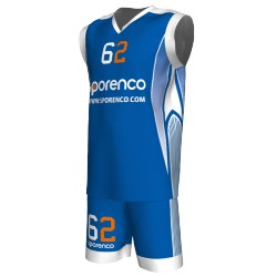 MAILLOT BASKET CLUB SUBLIMÉ