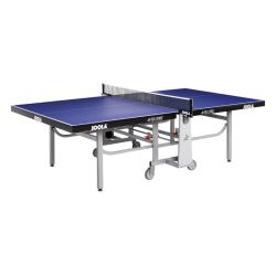 TABLE DE PING PONG COMPETITION ROLLOMAT JOOLA BLEUE