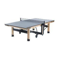 TABLE PING PONG COMPETITION 850 WOOD ITTF LIVREE MONTEE