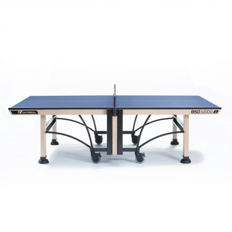 TABLE PING PONG COMPETITION 850 WOOD ITTF BLEUE