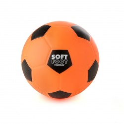 BALLON DE FOOT PVC SOFT'FOOT