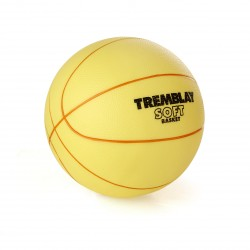 BALLON BASKETBALL PVC SOFT'HAND
