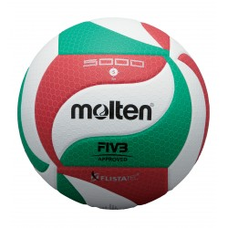 BALLON DE VOLLEY V5M5000 LNV MOLTEN