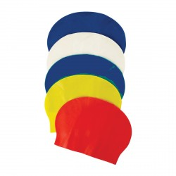 LOT DE 10 BONNETS NATATION LATEX